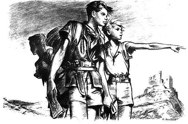 Výsledek obrázku pro pierre joubert scout