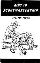 """la prima edizione de """"il Libro dei Capi"""" di B.-P."""